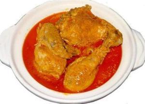 Gulai Ayam Sayur